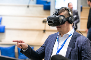 Virtual Reality Anwendung