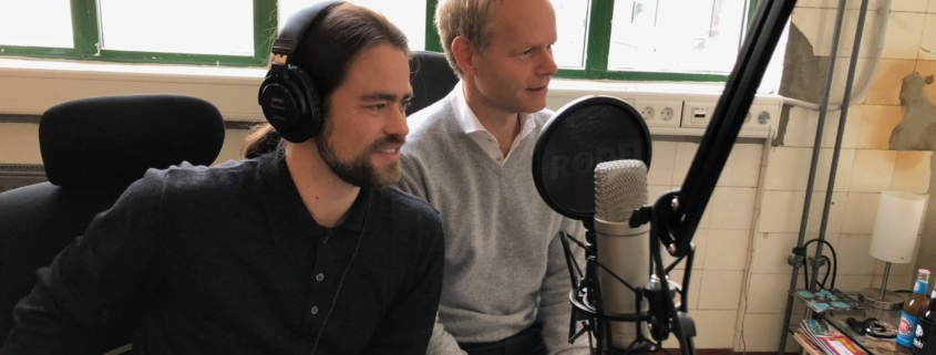 Tim und Matze Virtual-Reality-Podcast