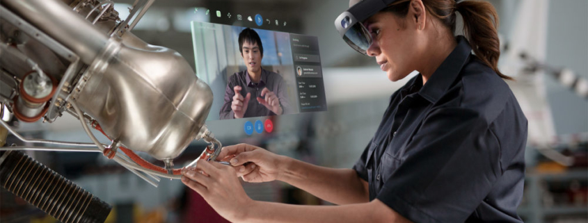 Hololens 2, Mixed-Reality-Brille der neuen Generation